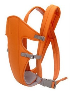 Simple 3 IN 1 Baby Carriers orange normal
