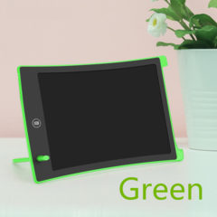 New Flexible Smart LCD Writing Tablet Electronic Notepad Drawing Graphics Tablet green
