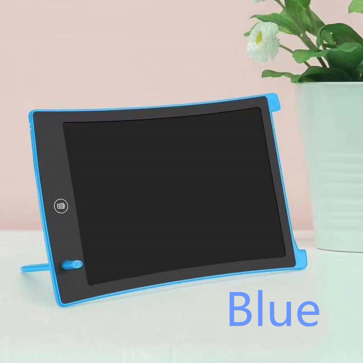 New Flexible Smart LCD Writing Tablet Electronic Notepad Drawing Graphics Tablet blue