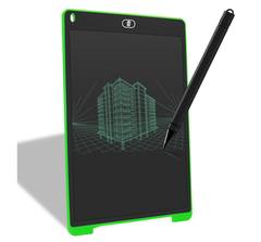 LCD Writing Tablet  Drawing Board Doodle Board,Save Paper&Ink for Kids and Adults green