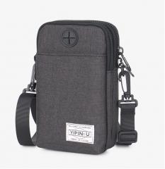 New Shoulder Bags Chest Bags Women Men Crossbody Bags Messenger Bags Handbags Outdoor Bags gray one size