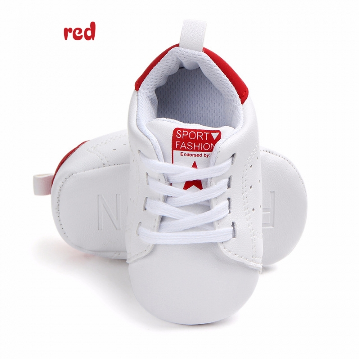 Baby Boy Girl Shoes Toddler Soft Sole Cute Shoes Infant First Walkers Crib  Shoes Newborn Baby e773cfec0455