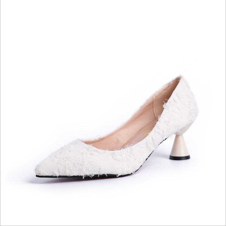 008c5392919 Heel Height  6-8 cm Style  Casual   Fashion Occasion  Party   Club Closure  Type  Slip On