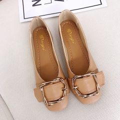 Women shoe flats shoes ladies casual shoes women pumps women comfortable loafers students shoes coffee 39