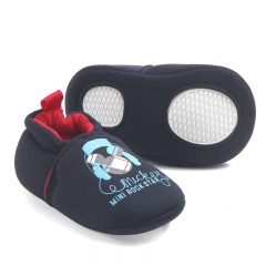 Baby shoes toddler first walkers baby girls boys soft shoes flats comfortable non-slip cute shoes 7 13
