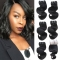 BHF Brazilian Virgin Hair Body Wave 1B#  8-24