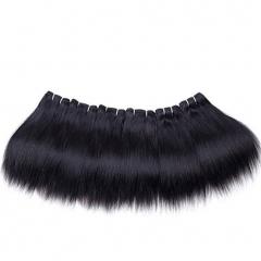 Malaysian Straight Human Hair Bundles 3pcs/lot 8A Malaysian Virgin Hair 8