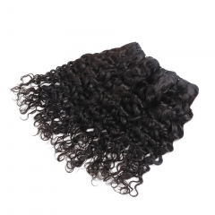 BHF 8A Brazilian water wave Virgin hair 4 bundles 8-14