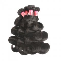 BHF Body Wave Peruvian Hair Bundles 100% Human Hair Weave 10 Bundles 8
