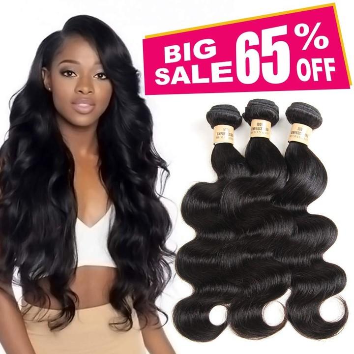 Indian Virgin Hair Body Wave Hair Weave 3 Bundles Unprocessed Virgin Human Hair Weave Natural Bla Natural Black 8 8 8