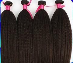 Mongolian Virgin Remy Human Hair Bundles Weave Deals Kinky Straight 4 Bundles Natural Colour Natural Black 8 8 8 8