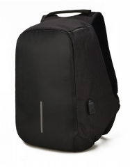 Third Generation USB Charge Anti Theft Backpack 15inch Laptop Backpacks Fashion Bags Bagpack Black 15inch