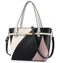 6 Colors New Design Women Fashion Style Zipper Handbag Large Capacity Female Luxury Chains Bags black one size