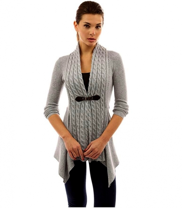 d10a3ee3c8 Fashion hot sells sweaters women s sweaters coat for women gray s ...