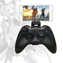 Mobile phone wireless gamepad bluetooth computer VR smart TV game console accessories The G60 will be single handle 17CM*11CM*6.5CM