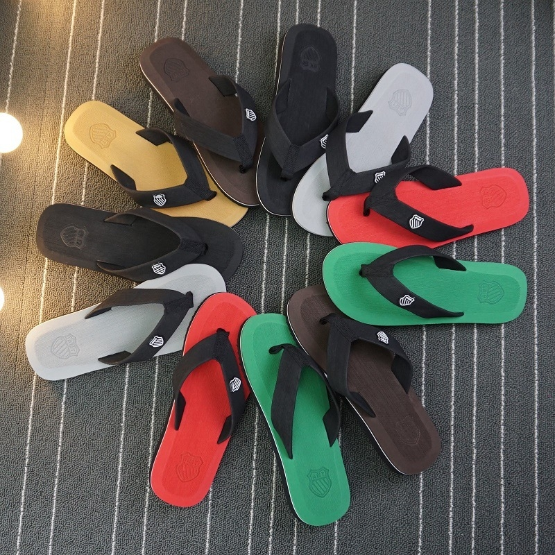 7db2ad38b Men s Shoes Slippers Men Flip-Flops Causal Slippers Daily Wear Shoes Light  Slippers