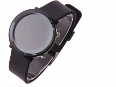 Watch Women Ladies Led Watch Light Watched Casual Mirror Smart Watches For Kids Black