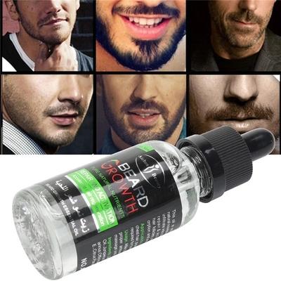 Beard growth natural organic beard wax oil conditioner hair loss conditioner 30 ml as shown