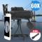 40x60 HD Waterproof Universal Phone Telescope,Focus Zoom Optical Lens Monocular As Picture 40X60