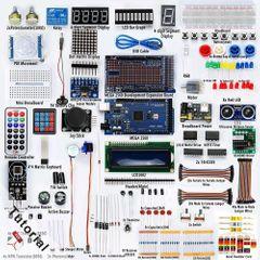 Ultimate Starter learning Kit for Arduino MEGA 2560 LCD1602 Servo Motor normal