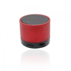 Amaya High Quality Mini Bluetooth Speaker red one size