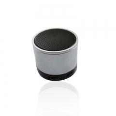 Amaya High Quality Mini Bluetooth Speaker silver one size