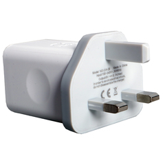 Amaya Charger 3A of High Quality for smart phone micro usb travel charger white