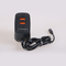 Amaya Charger High Quality for smart phone 2 usb charger black