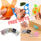 Surprise Free Gift Colorful Fruit Peeler and Cellphone Holder random one size