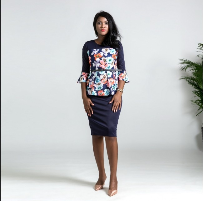 please check the measurement chart carefully before you buy the item. Hot  High quality flower OL Work Office Lady Dress Suits Two Piece Sets ... 02a81c2d38