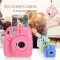 Fujifilm Instax Mini9 Candy Color Camera Mini8 Upgrade Selfie Beauty Image Pink one size
