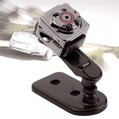 Mini 1080P HD Hidden SPY Camera Sport Motion Detection Video Recorder Cam Black one size
