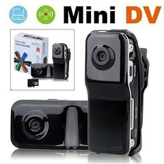 Mini DV Camcorder DVR Spy Video Camera Webcam Recorder Black one size