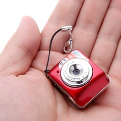 X3 Portable Ultra Mini HD High Denifition Digital Camera Mini DV Support 32GB TF Card with Mic