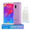Meizu M8 4GB 64GB   SmartPhone Helio P22 Octa Core 5.7'' Screen Dual Rear Camera 3100mAh Fingerprint purple