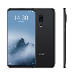 Meizu 16 6GB 64GB  Smartphone  710 Octa Core Mobile Phone Front 20MP 3100mAh In-Screen Fingerprint black