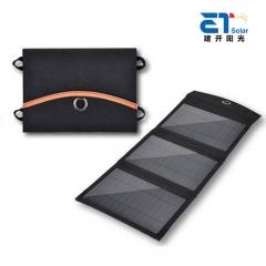 solar pocket 9W black