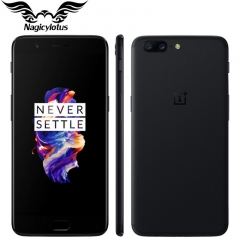 New Original Oneplus 5 A5000 ; Snapdragon 835 ; 6GB +64GB 5.5