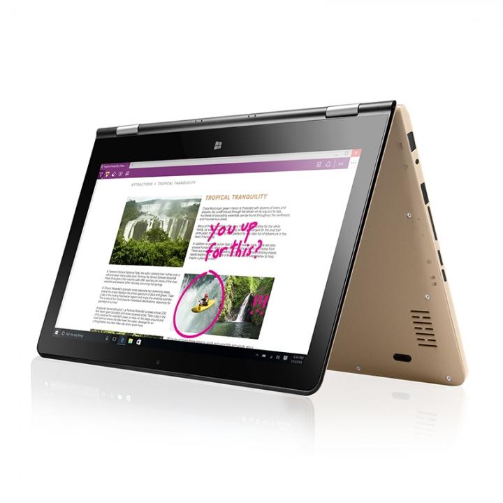 "VOYO VBOOK A1 Celeron N3450 4G Laptop Computer 11.6"" 360 YOGA 2 in 1 Tablet 4G 128G  handwriting golf standard"