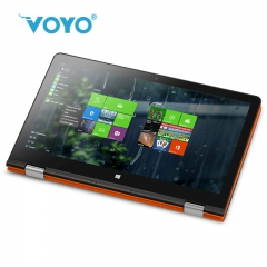11.6 Inch VOYO VBOOK A1 Celeron Laptop N3450 APLLO LAKE 360 YOGA 2 in 1 4G Tablet PC 4G120G ROM orange standard
