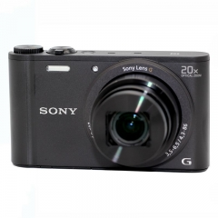SONY Cyber-Shot DSC-WX350 Camera;18.2MP ;20x ; Wi-Fi Camera ,black, Contain Chinese Invoices