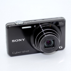 SONY DSC-WX220 18.2 MP Digital Camera with 2.7-Inch LCD,,Contain Chinese Invoices