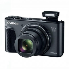 Canon PowerShot SX730 HS Digital Camera.black,40x,20.3w.Contain Chinese Invoices