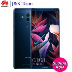 Global Firmware Huawei Mate 10 Pro Smartphone Android 8.0 Dual Rear 20MP+12MP 4000mAh 6.0