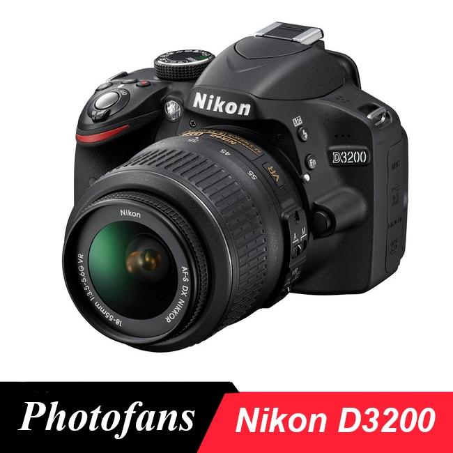 Nikon D3200 Dslr Camera -24.2MP DX-Format -Video The cheapest Nikon DSLR 99%New Used camera