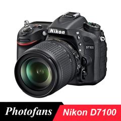 Nikon D7100 Camera DSLR Digital Cameras -24.1 MP DX-Format -Video 99%New Used camera