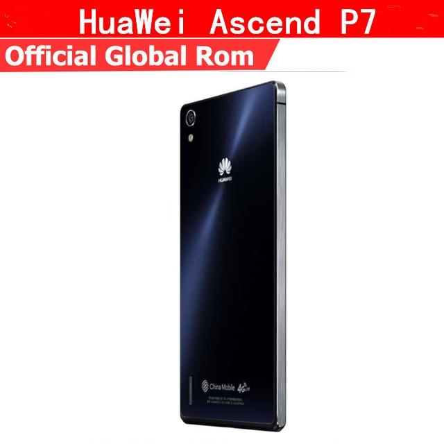 c8df740c12f8b HuaWei Ascend P7 4G LTE 5 Inch Kirin 910T Android 4.4 IPS 1920X1080 2GB RAM  16GB