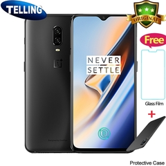 Annual best Oneplus 6 t 4G LTE Android 9,0 Snapdragon 845 Octa Core 128/256 + 8/6 6g 128g mirror black