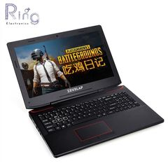 15.6 inch intel i7-7700HQ 6gb video card GTX 1060 two DDR4L two ssd one hdd gaming notebook  laptop black 8G 128G SSD 500G HDD