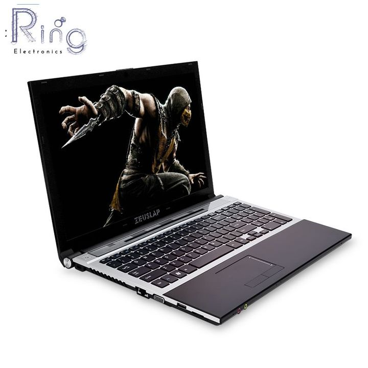 15.6inch intel core i7 8gb ram with ssd and hdd  1920x1080p Notebook PC Laptop Computer black bundle 1